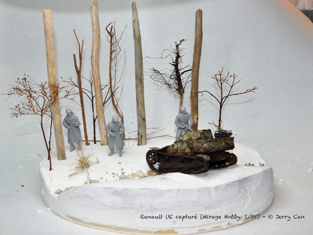 Renault UE capturé (Mirage Hobby, 1/35). neige, armes et début des figurines Srb_1234