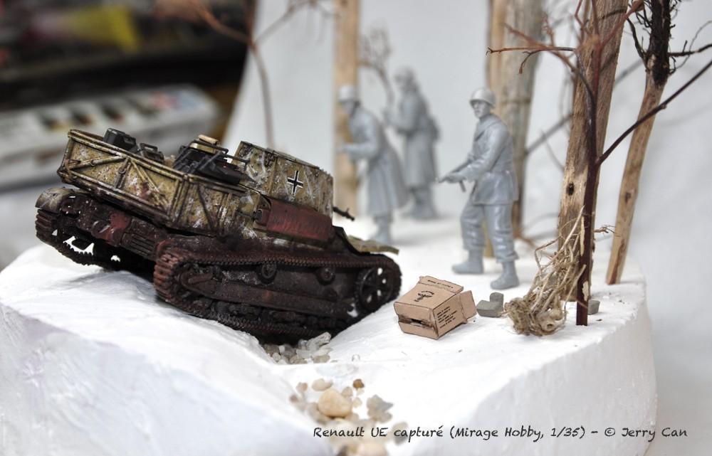 Renault UE capturé (Mirage Hobby, 1/35). neige, armes et début des figurines Srb_1236