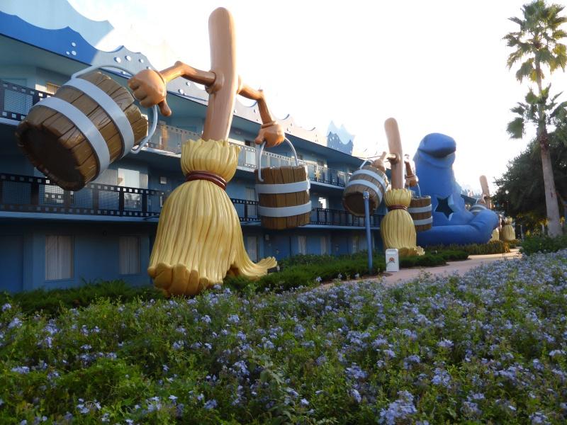TR d'un voyage fabuleux à Walt Disney World!! P1010312