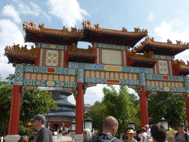 TR d'un voyage fabuleux à Walt Disney World!! - Page 3 P1010625