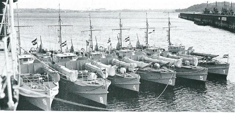 Schnellboot  ( Vedettes lance-torpilles) - Page 10 Numari12