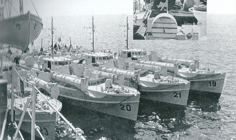 Schnellboot  ( Vedettes lance-torpilles) - Page 10 Numari14
