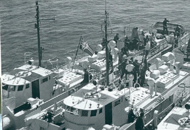 Schnellboot  ( Vedettes lance-torpilles) - Page 10 Numari15