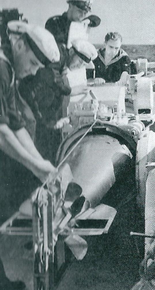 Schnellboot  ( Vedettes lance-torpilles) - Page 10 Numari17