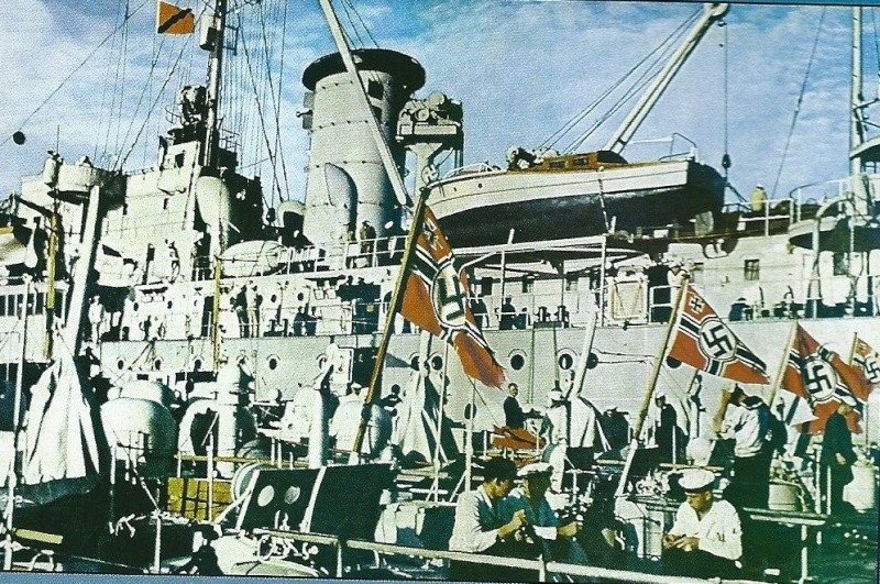 Schnellboot  ( Vedettes lance-torpilles) - Page 10 Numari19