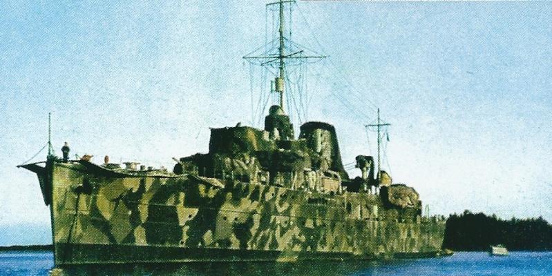 Schnellboot  ( Vedettes lance-torpilles) - Page 10 Numari21