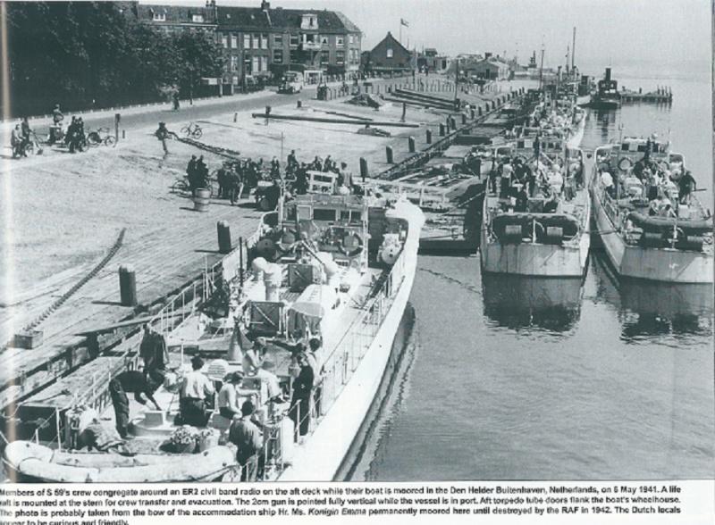 Schnellboot  ( Vedettes lance-torpilles) - Page 10 Numari26