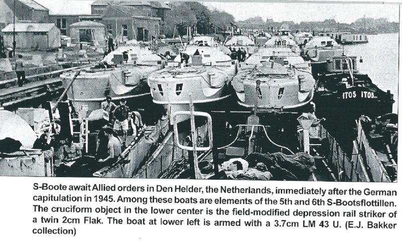 Schnellboot  ( Vedettes lance-torpilles) - Page 10 Numari27