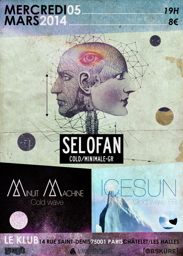 [05-03-2014] Selofan + Icesun + Minuit Machine @ Paris(Klub) 2014-011
