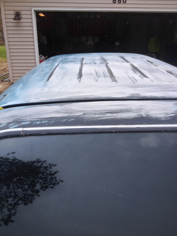 $200 driveway paint job Img_3619