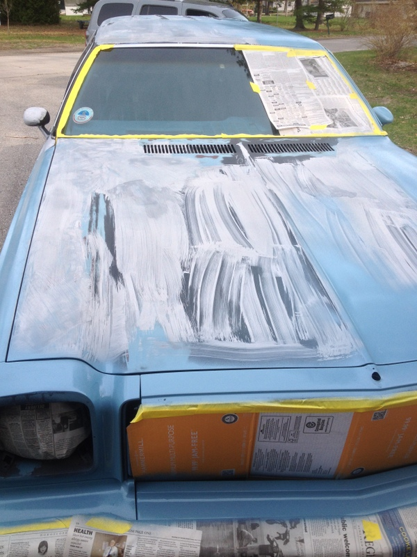 $200 driveway paint job Img_3620