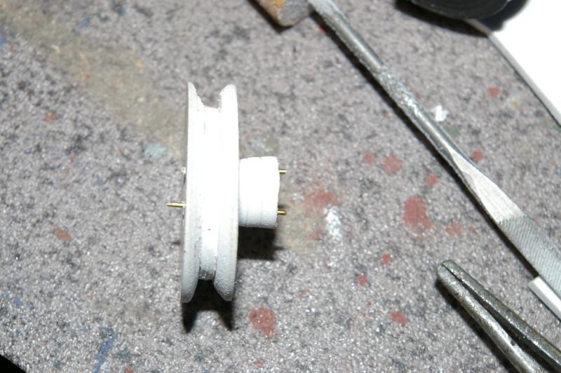 Fabriquer des poulies sans tour Imgp3131