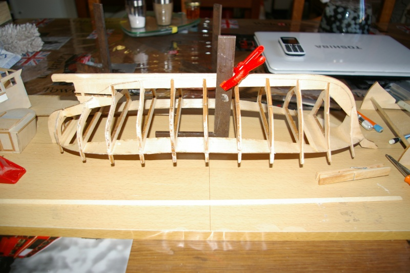 Le MONTEREY 522  Billing boat au 1/20 Imgp3220