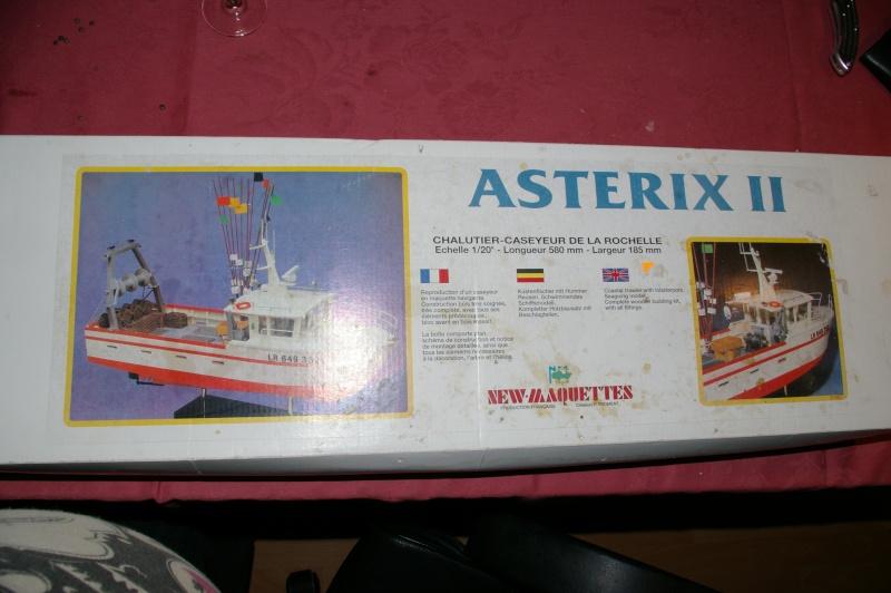ASTERIX II Mew Maquette 1/20  Imgp3239