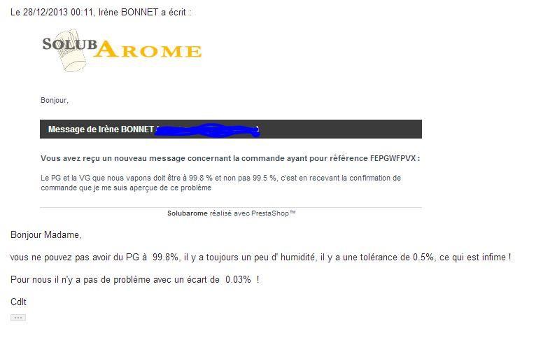 E-liquide, bases et arômes français à prix fous ! [Solubarome] - Page 2 Captur59