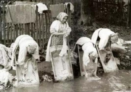 Pranje rublja nekada 411