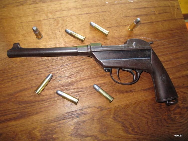 pistolet de la cavalerie bavaroise : Werder Mle 1869 (et son rechargement) - Page 4 46-img10