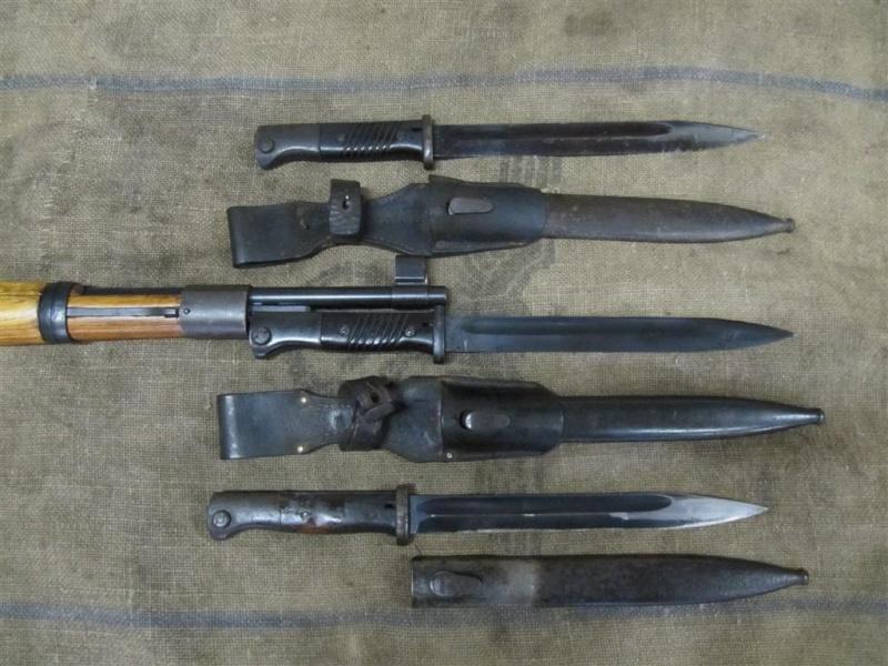 Quelques baïonnettes montées sur leurs armes - Page 4 Img_7323