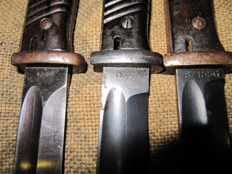 Quelques baïonnettes montées sur leurs armes - Page 4 Img_7325