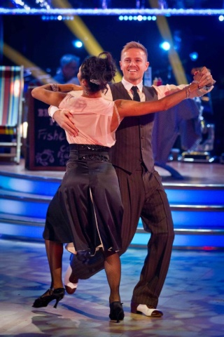 Nicky regesa a Strictly Come Dancing 33575410