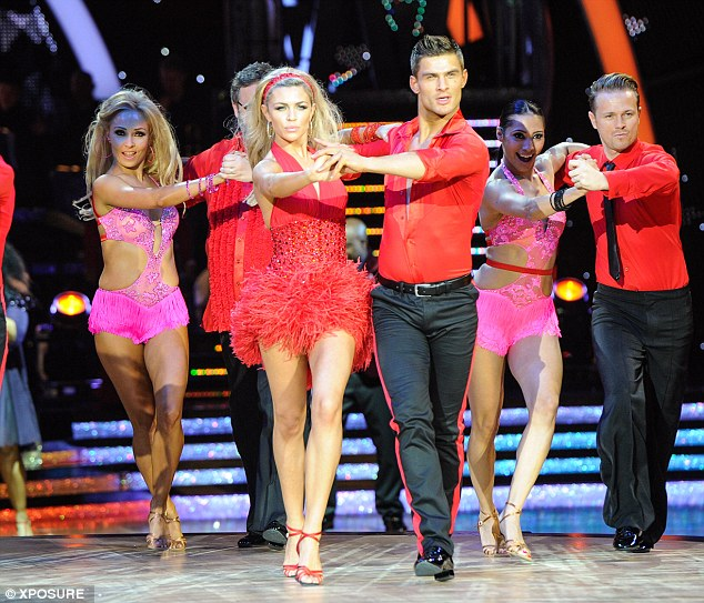 Strictly come Dancing Live Tour Photocall Articl15
