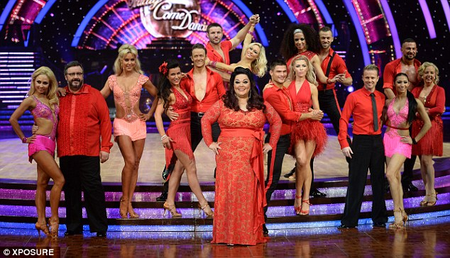 Strictly come Dancing Live Tour Photocall Articl16