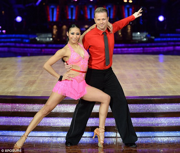 Strictly come Dancing Live Tour Photocall Articl18