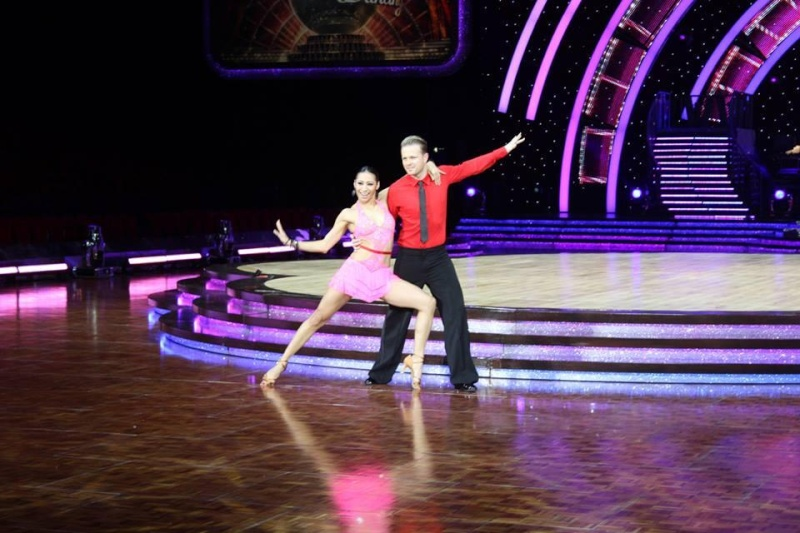 Strictly come Dancing Live Tour Photocall Beh1ua10