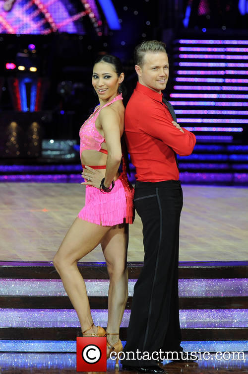 Strictly come Dancing Live Tour Photocall Nicky-22