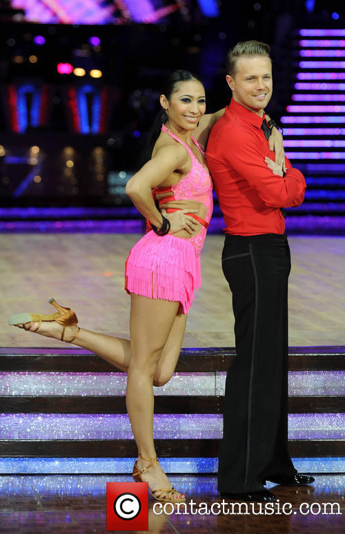 Strictly come Dancing Live Tour Photocall Nicky-24