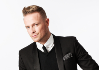 Nicky Byrne habla de lentejuelas y Strictly Screen10