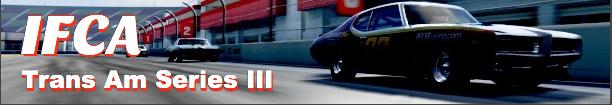 IFCA Trans Am Series III Final Race Screen16