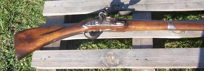 Fusil 1766, ou 1763 léger. Challe11