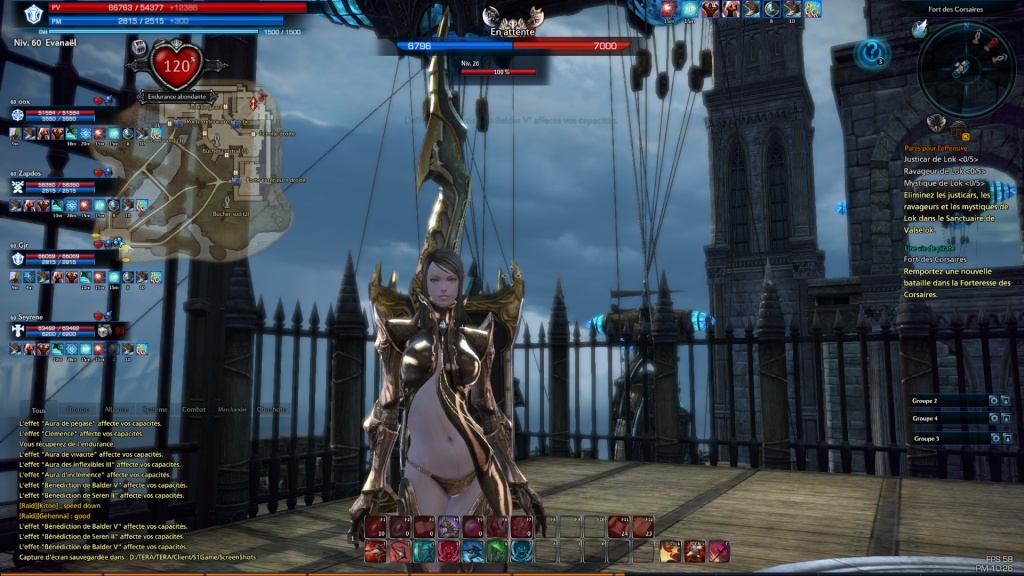 MMORPG TERA Miam210
