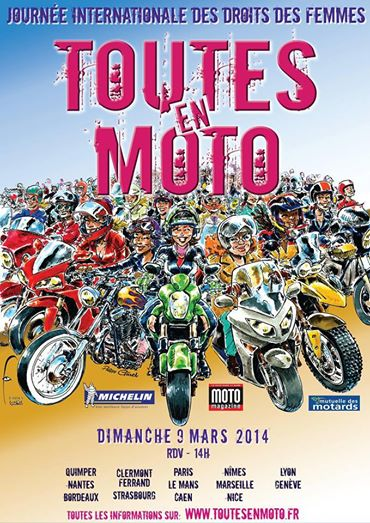 Toutes en moto Caen 16045810