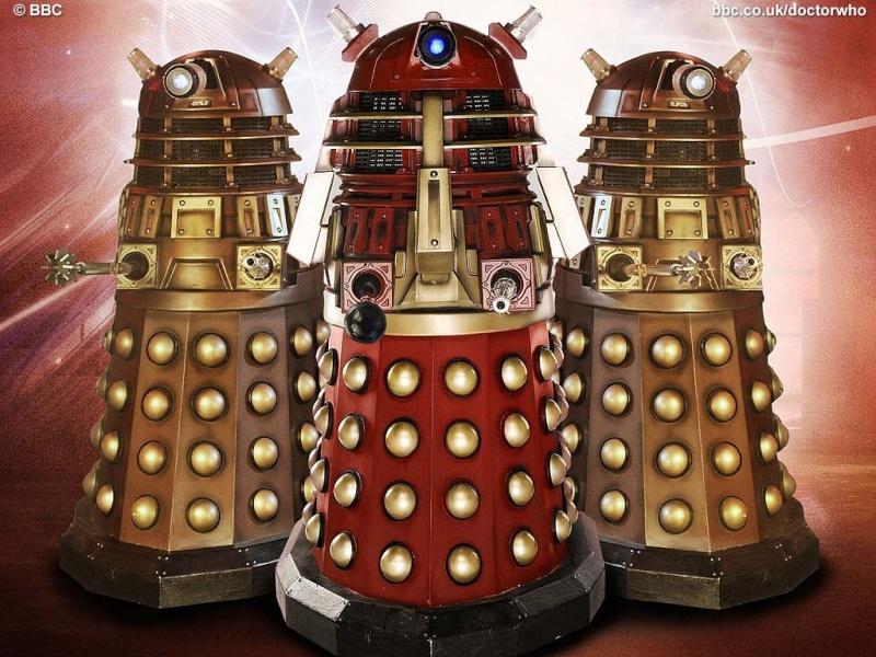 Doctor Who  Daleks10