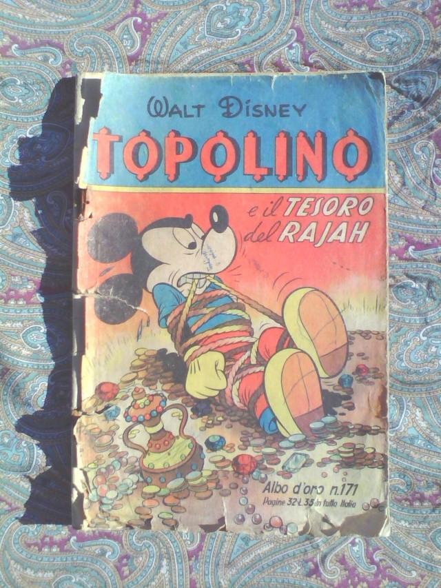 VENDO Fumetti Vari (Disney - Bonelli - Guerre Stellari) Img04310
