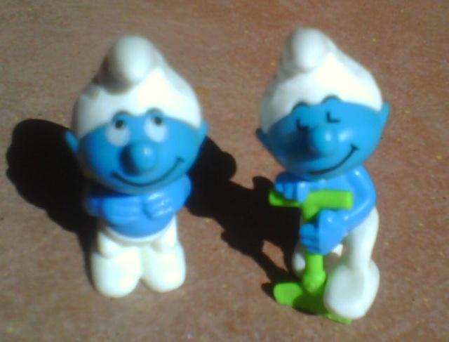 Puffi (sorpresine ovetto Kinder) Puffi110