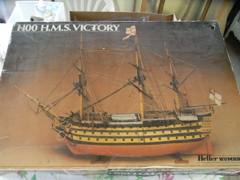 HMS Victory au 1/100ème de Heller. Rimg0018