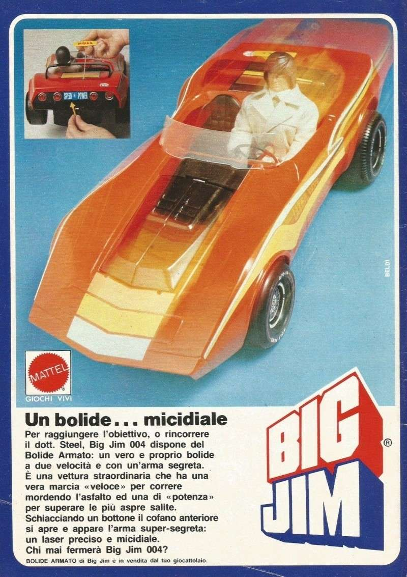 PUBBLICITA'  ITALIANE  DEL PERIODO SPIONAGGIO 1982 - 84 _57310