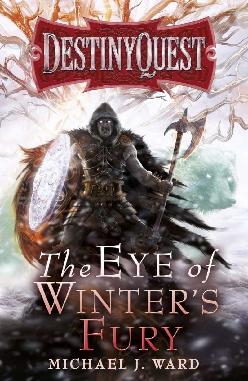 DestinyQuest 3 - The Eye of Winter's Fury 91-8pu10