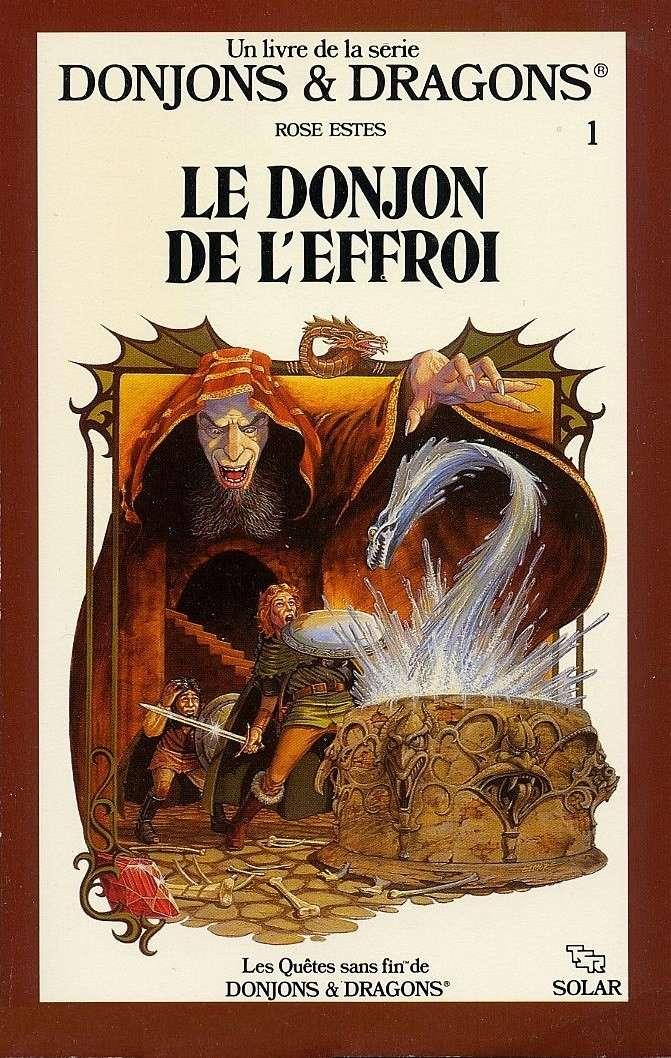 Donjons & Dragons - Les Quêtes Sans Fin Dd112