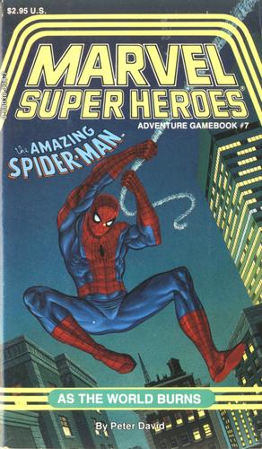Marvel Super Heroes Adventure Gamebook 7 Pic64810