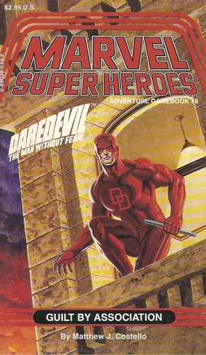 Marvel Super Heroes Adventure Gamebook 8 Pic75110