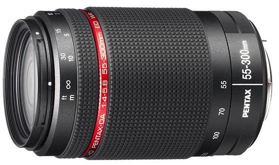 Nouveau Pentax HD 55-300 mm f/4-5,8 ED WR Captur10