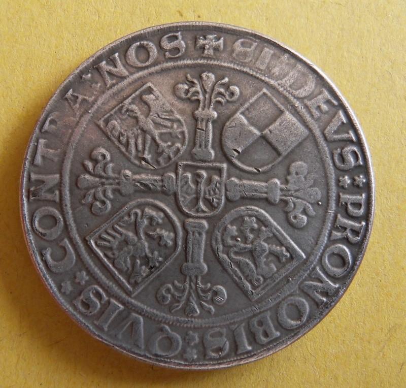 Thaler de Brandebourg, pour Georges et Albert, (1536-1545) Sdc10016