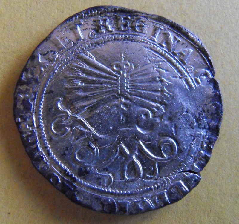 4 Réals des Rois Catholiques, pour Séville Sdc10018
