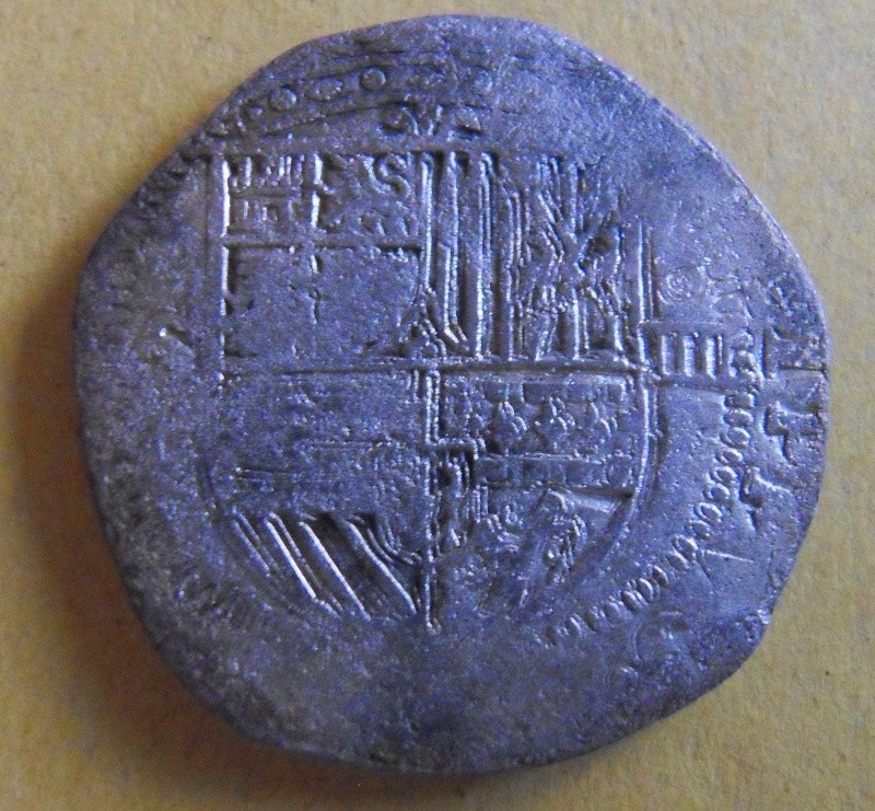 4 Réals Felipe II pour Séville Sdc10019