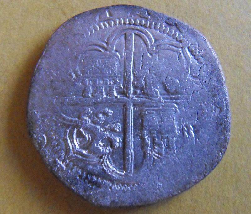4 Réals Felipe II pour Séville Sdc10020