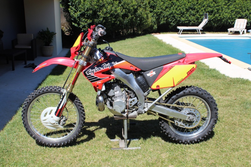 Trail enduro NZ CRF - 250 Img_7912